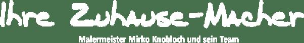 Maler Knobloch Logo