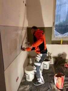 Küche Fliesenspiegel Kantenschutz