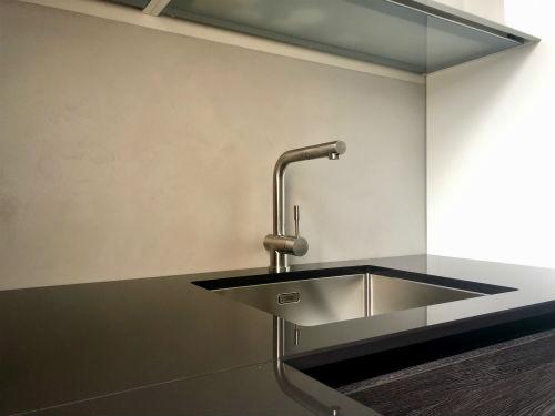 Küche Fliesenspiegel Topciment fugenlos 05